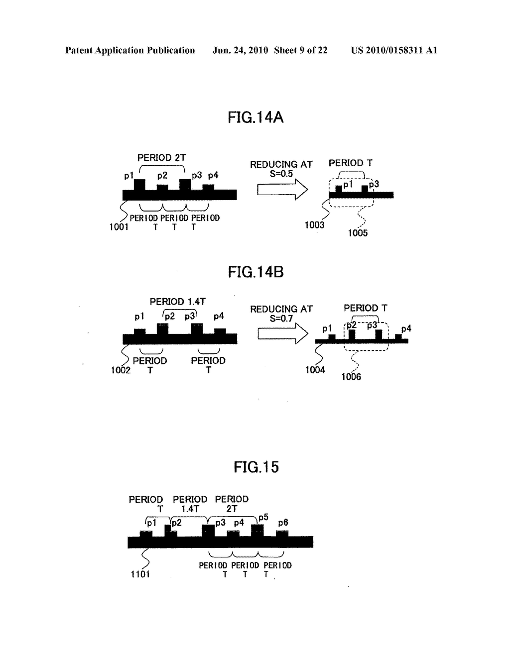 Electronic watermark embedding device, electronic watermark detecting device, and programs therefor - diagram, schematic, and image 10