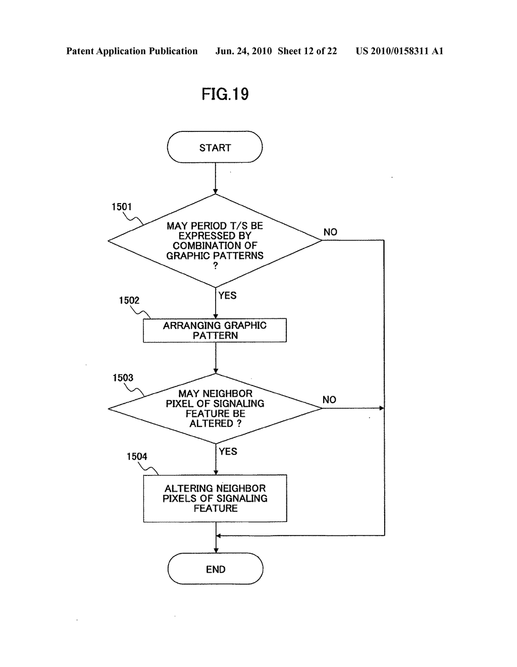 Electronic watermark embedding device, electronic watermark detecting device, and programs therefor - diagram, schematic, and image 13