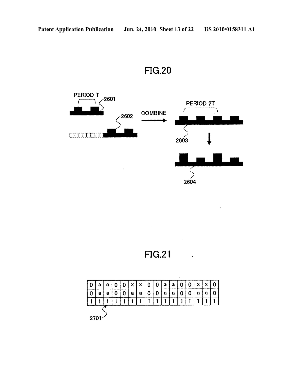 Electronic watermark embedding device, electronic watermark detecting device, and programs therefor - diagram, schematic, and image 14