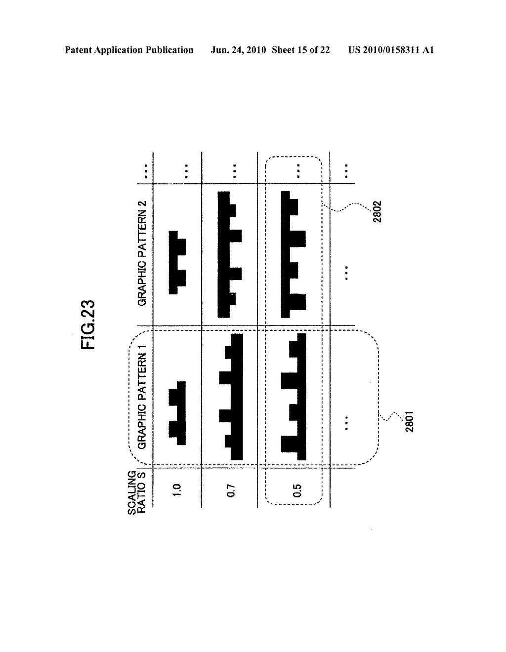 Electronic watermark embedding device, electronic watermark detecting device, and programs therefor - diagram, schematic, and image 16
