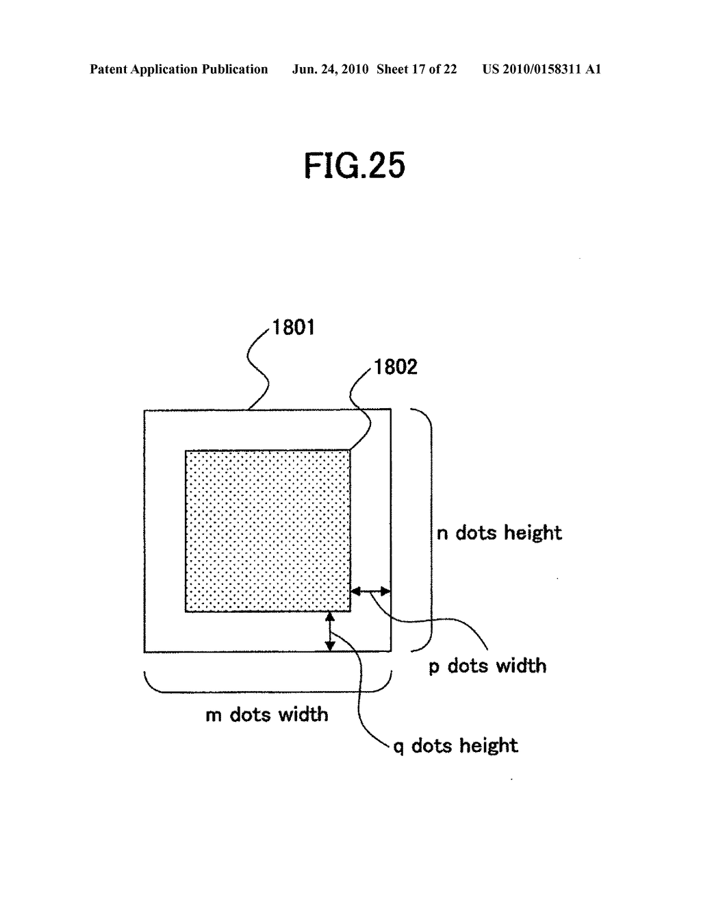 Electronic watermark embedding device, electronic watermark detecting device, and programs therefor - diagram, schematic, and image 18