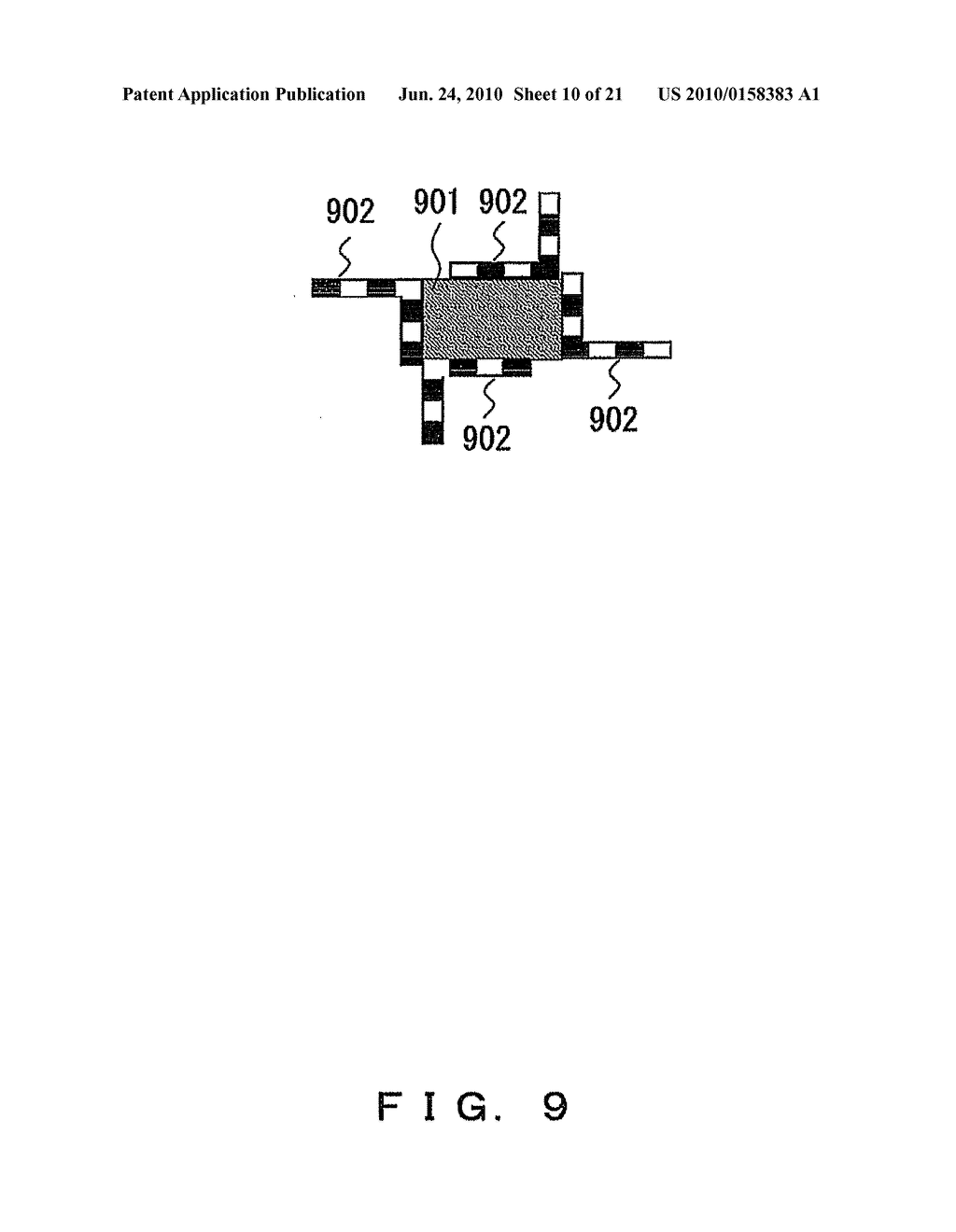 IMAGE MARKER ATTACHING APPARATUS AND METHOD - diagram, schematic, and image 11