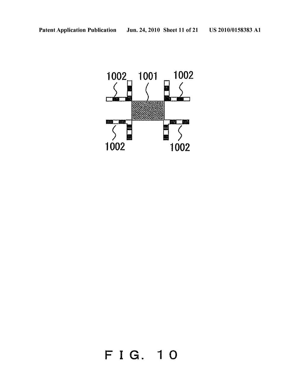IMAGE MARKER ATTACHING APPARATUS AND METHOD - diagram, schematic, and image 12