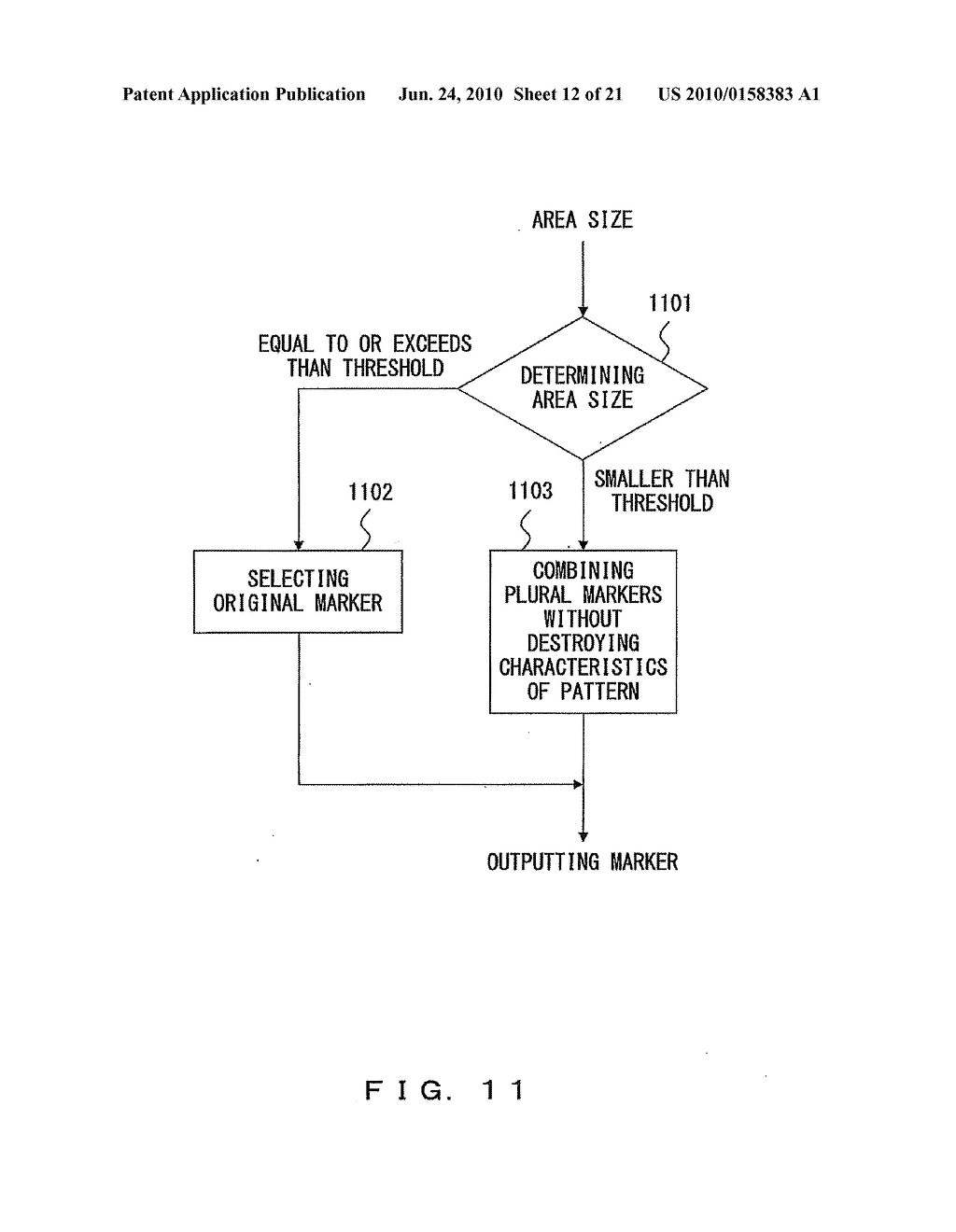 IMAGE MARKER ATTACHING APPARATUS AND METHOD - diagram, schematic, and image 13