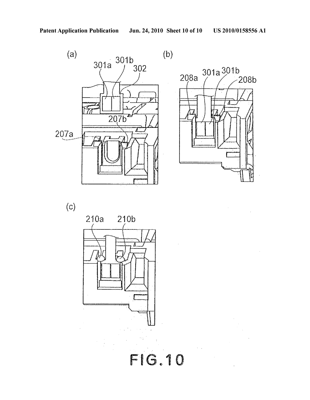 PROCESS CARTRIDGE AND ELECTROPHOTOGRAPHIC IMAGE FORMING APPARATUS - diagram, schematic, and image 11