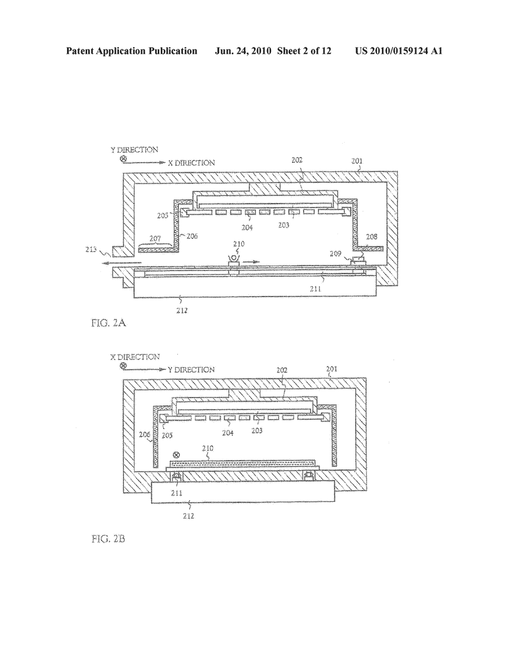 FILM-FORMING APPARATUS, METHOD OF CLEANING THE SAME, AND METHOD OF MANUFACTURING A LIGHT-EMITTING DEVICE - diagram, schematic, and image 03