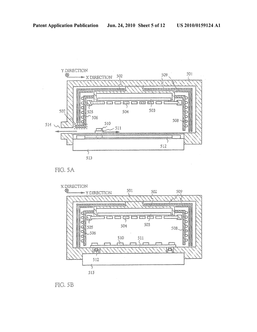FILM-FORMING APPARATUS, METHOD OF CLEANING THE SAME, AND METHOD OF MANUFACTURING A LIGHT-EMITTING DEVICE - diagram, schematic, and image 06