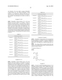 COMPOSITION FOR FORMING HYDROPHIC FIRM, SPRAY COMPOSITION AND HYDROPHILIC MEMBER USING THE SAME diagram and image