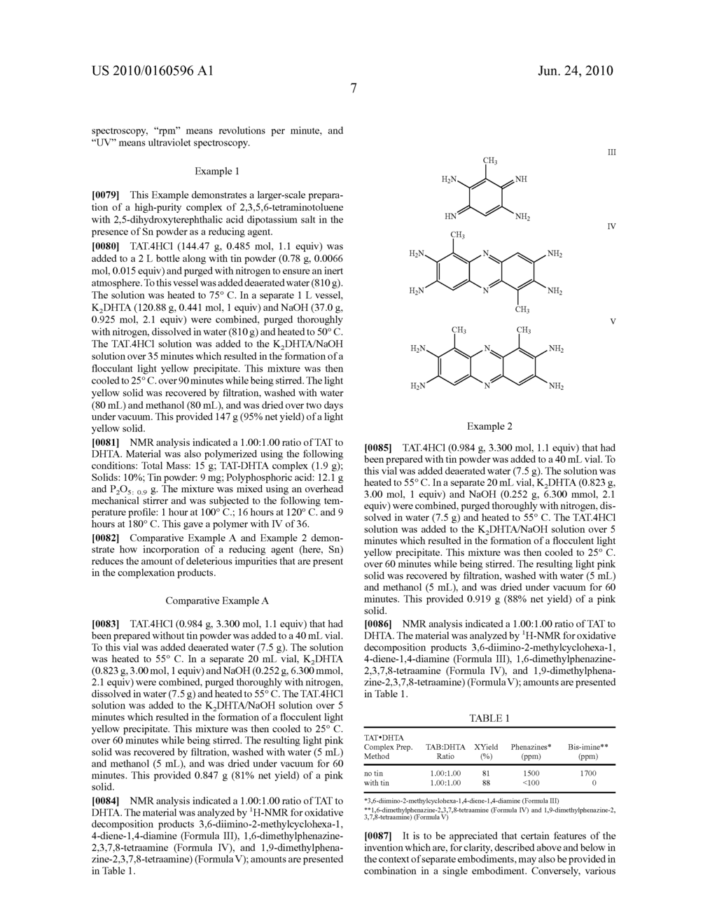 PROCESS FOR THE PREPARATION OF HIGHLY PURE MONOMERS FOR POLYBENZIMIDAZOLE MATERIALS - diagram, schematic, and image 11