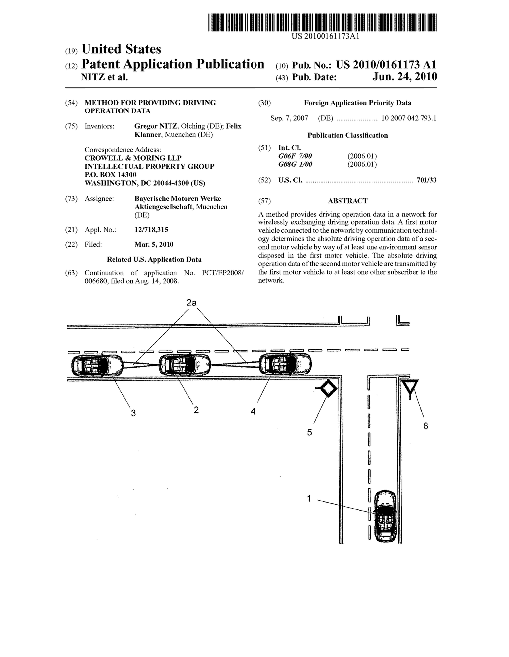 Method for Providing Driving Operation Data - diagram, schematic, and image 01