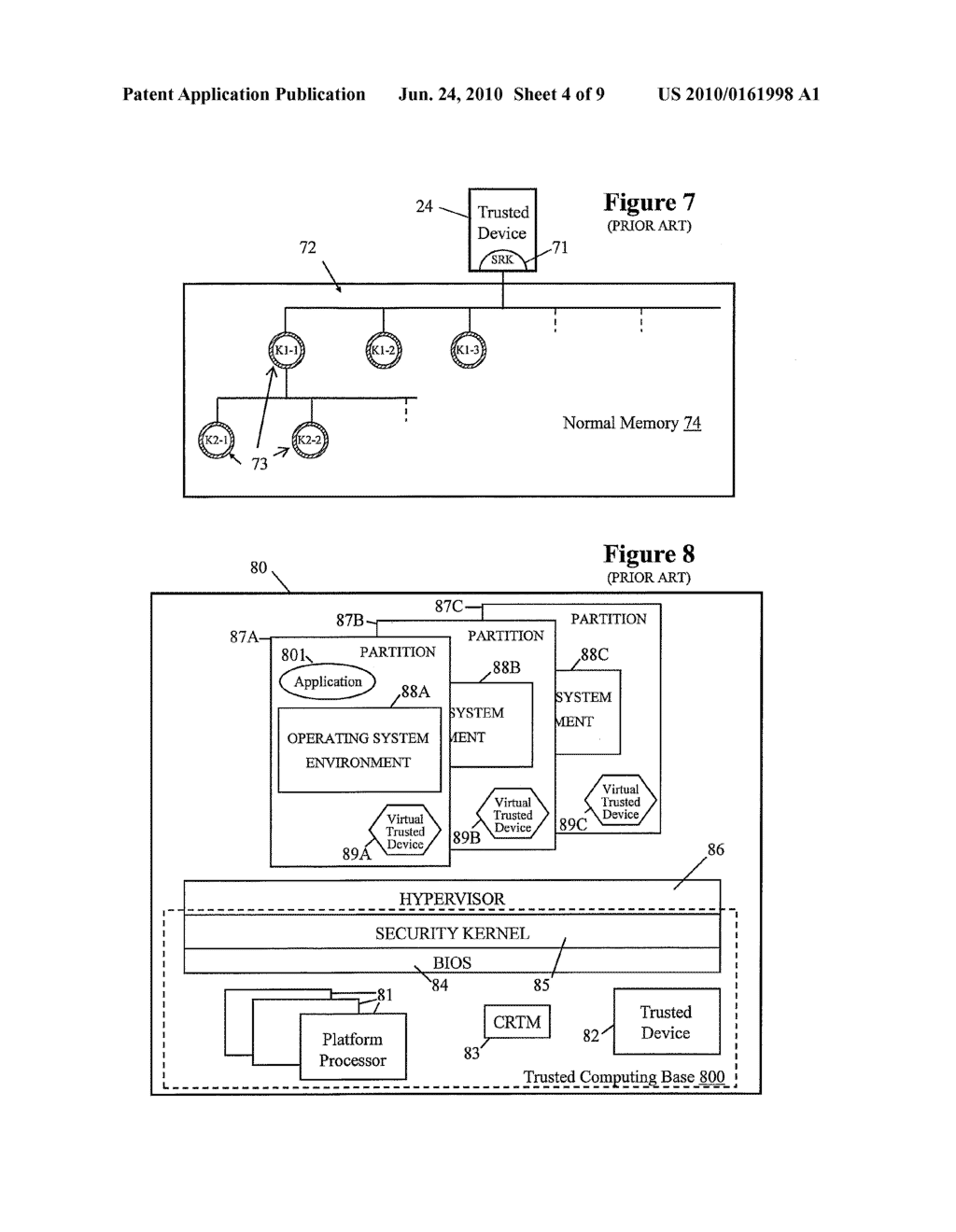 Associating a Signing key with a Software Component of a Computing Platform - diagram, schematic, and image 05