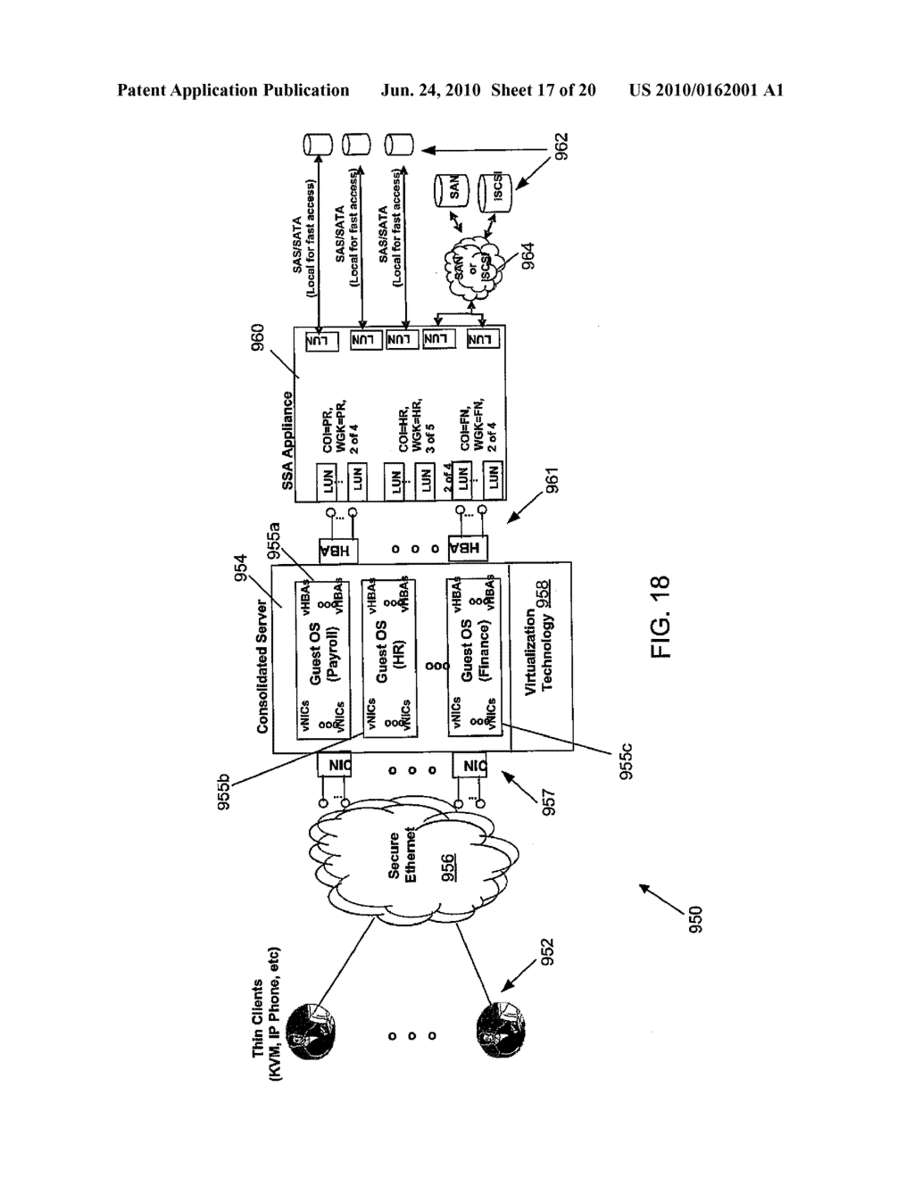 SECURE NETWORK ATTACHED STORAGE DEVICE USING CRYPTOGRAPHIC SETTINGS - diagram, schematic, and image 18