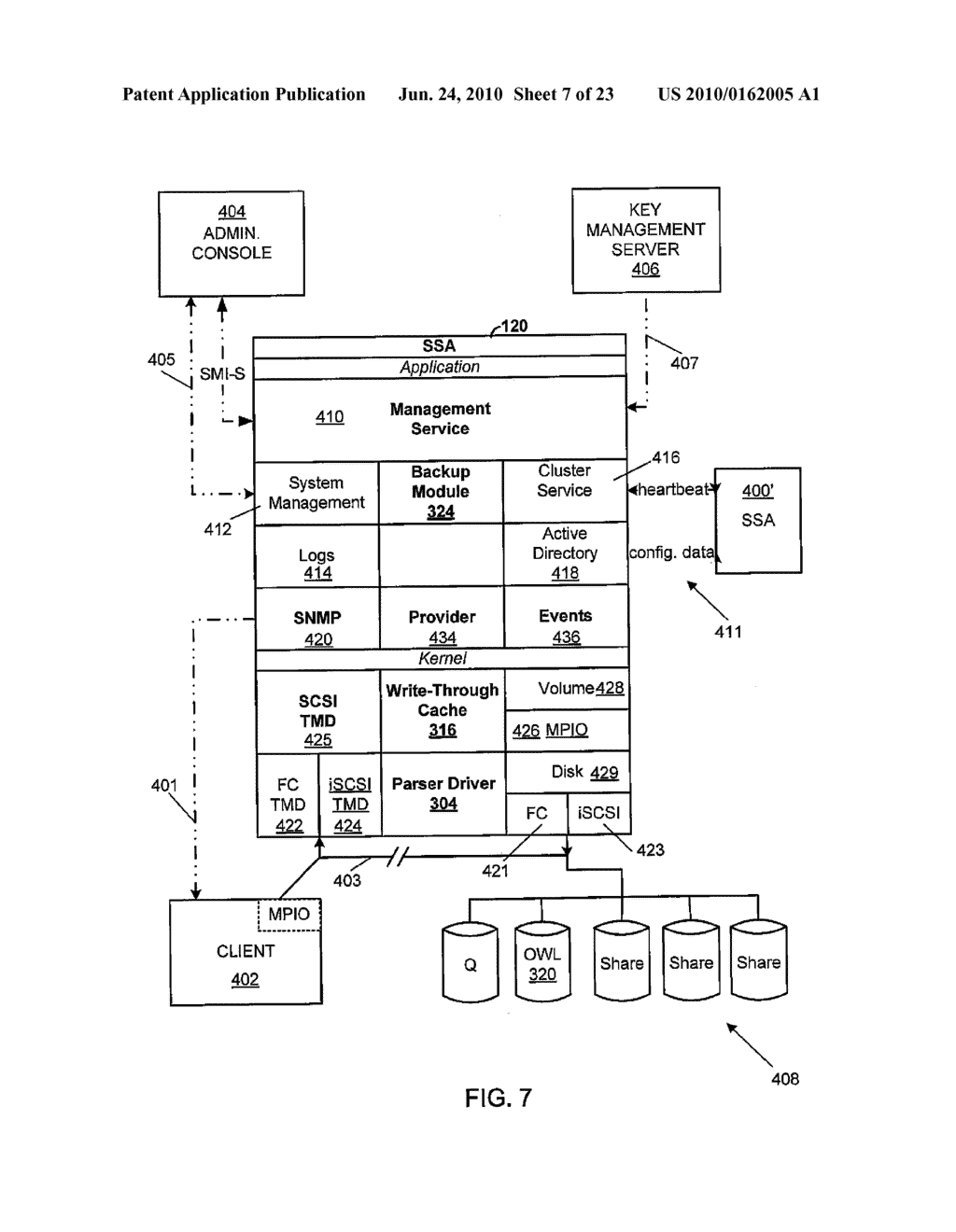 STORAGE COMMUNITIES OF INTEREST USING CRYPTOGRAPHIC SPLITTING - diagram, schematic, and image 08