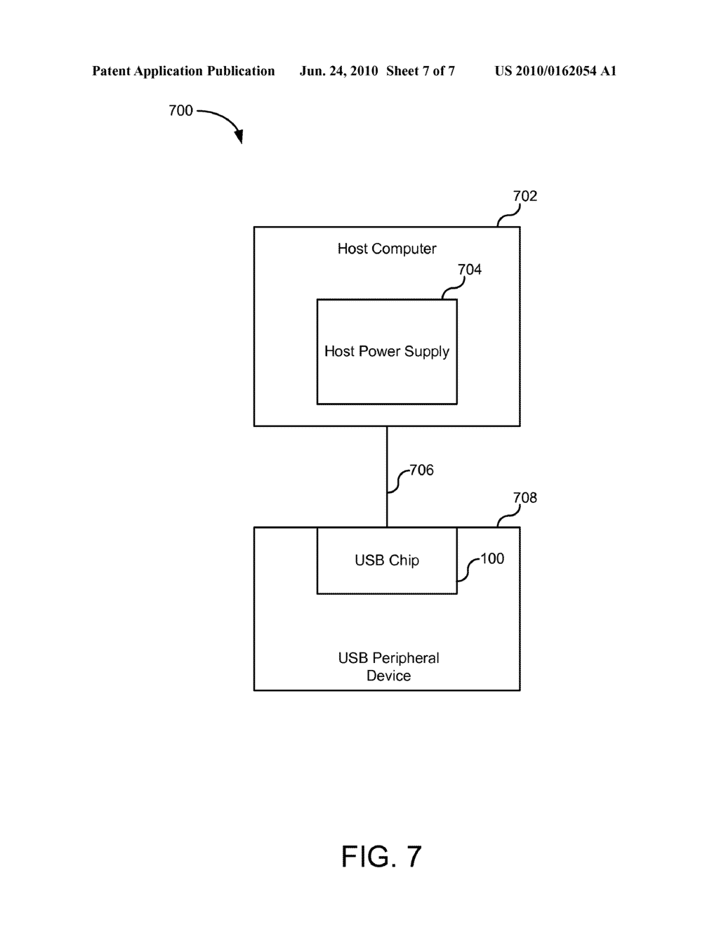 Detection Of And Recovery From An Electrical Fast Transient Burst Power Supply Circuit Diagram For Usb Devices Eft B On A Universal Serial Bus Device Schematic Image 08