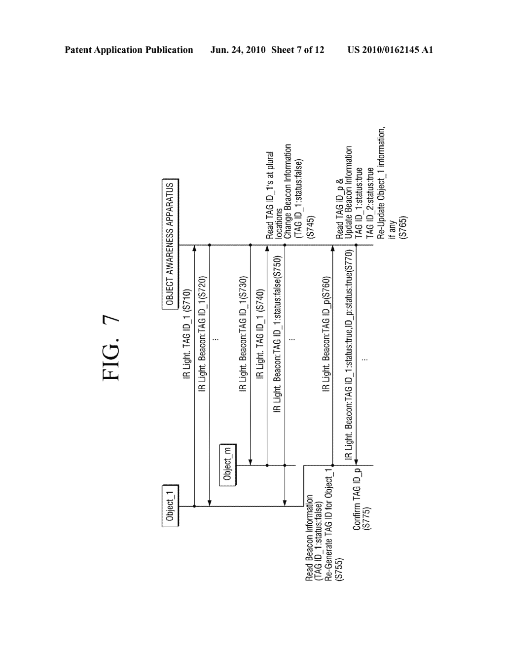OBJECT INFORMATION PROVIDING APPARATUS, OBJECT AWARENESS APPARATUS, AND OBJECT AWARENESS SYSTEM - diagram, schematic, and image 08