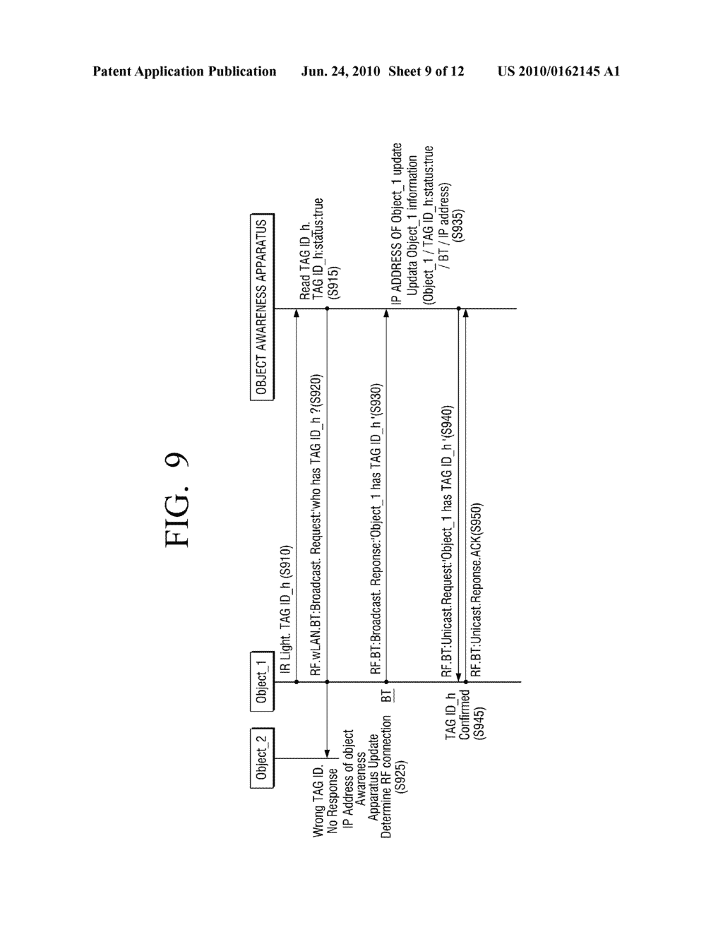 OBJECT INFORMATION PROVIDING APPARATUS, OBJECT AWARENESS APPARATUS, AND OBJECT AWARENESS SYSTEM - diagram, schematic, and image 10