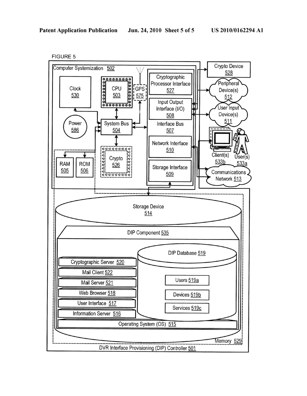 Methods, Systems and Computer Program Products for Remote DVR Interface Provisioning - diagram, schematic, and image 06