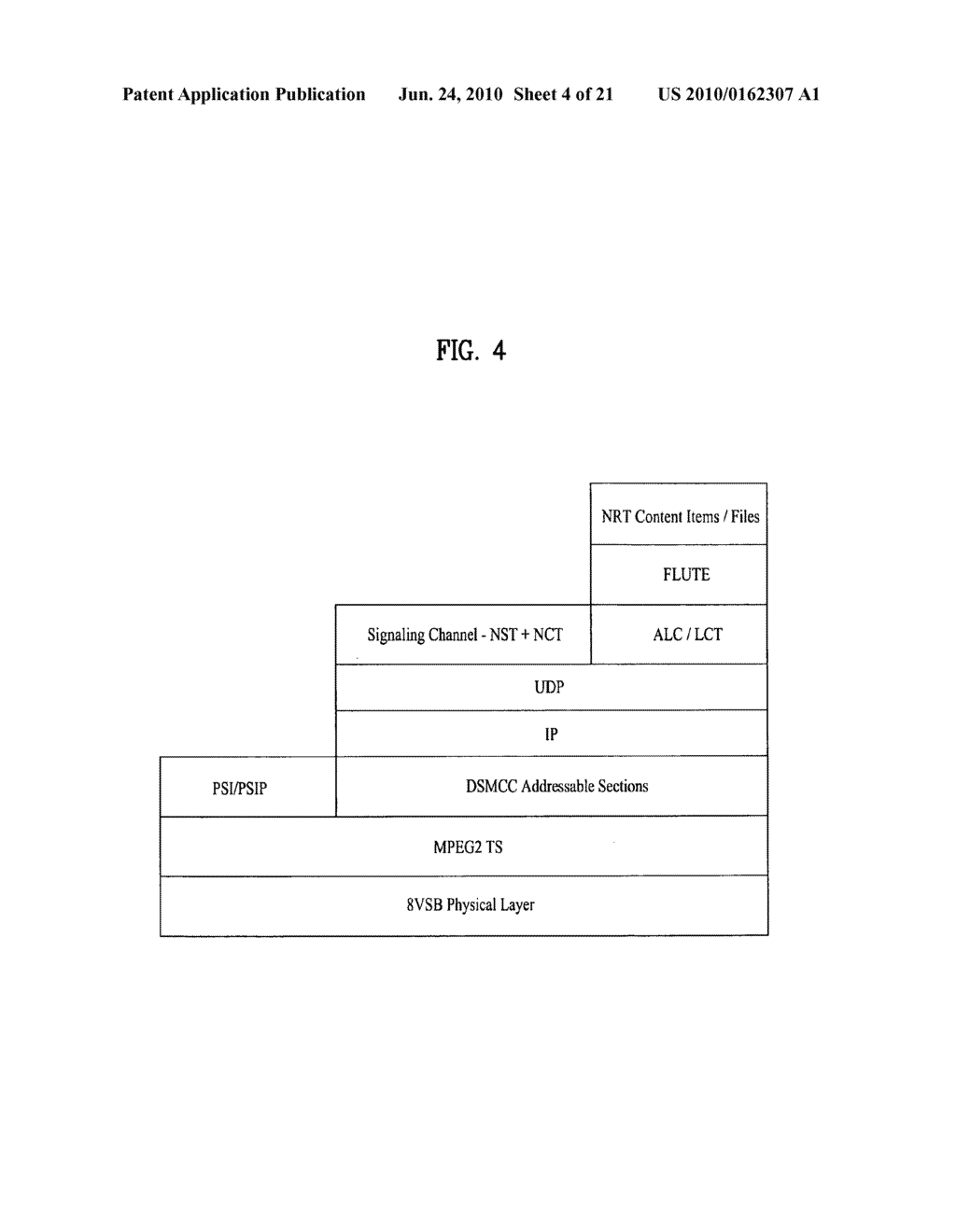 Method for receiving a broadcast signal and broadcast receiver - diagram, schematic, and image 05
