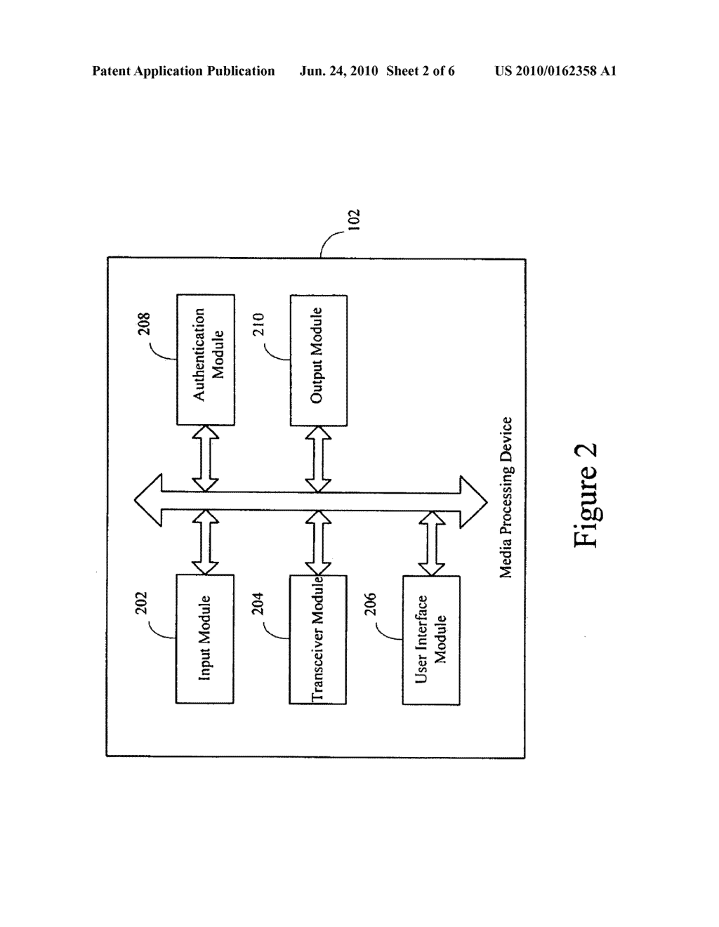 Media Processing Device For Providing Access To Images In Remote Databases And Method Thereof - diagram, schematic, and image 03