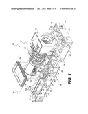 Mobile platform system for a gas turbine engine diagram and image