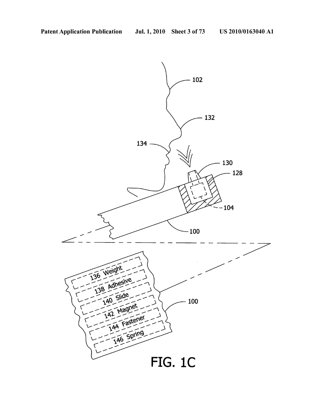 Method for administering an inhalable compound - diagram, schematic, and image 04