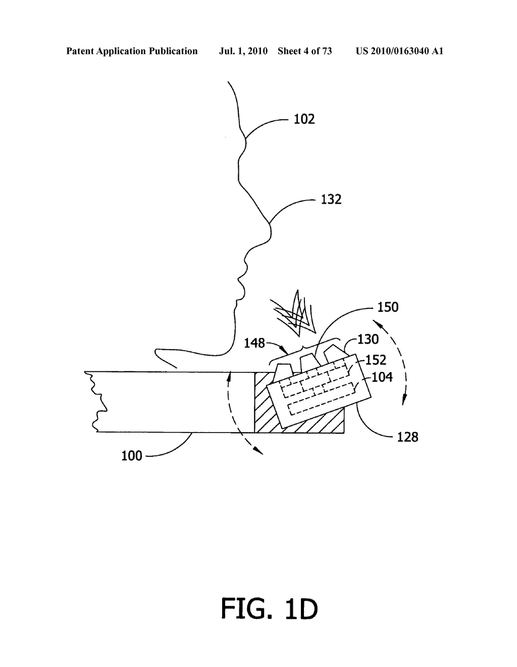 Method for administering an inhalable compound - diagram, schematic, and image 05