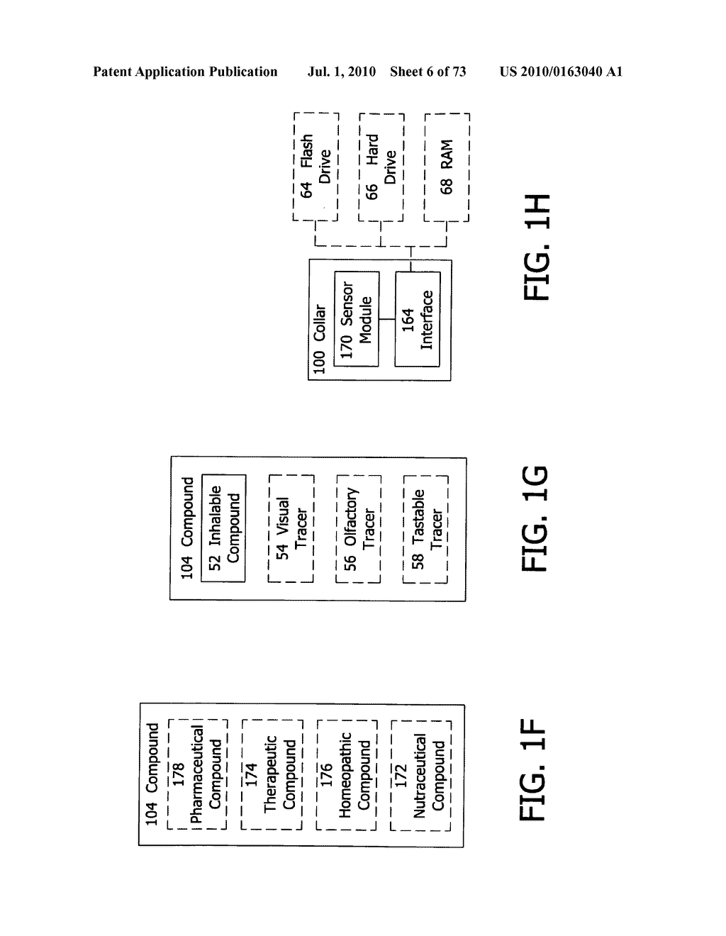 Method for administering an inhalable compound - diagram, schematic, and image 07