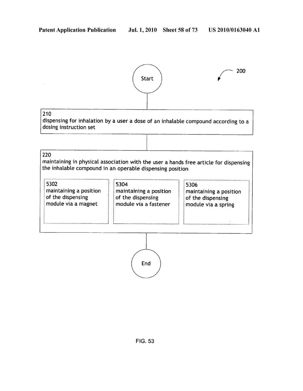 Method for administering an inhalable compound - diagram, schematic, and image 59