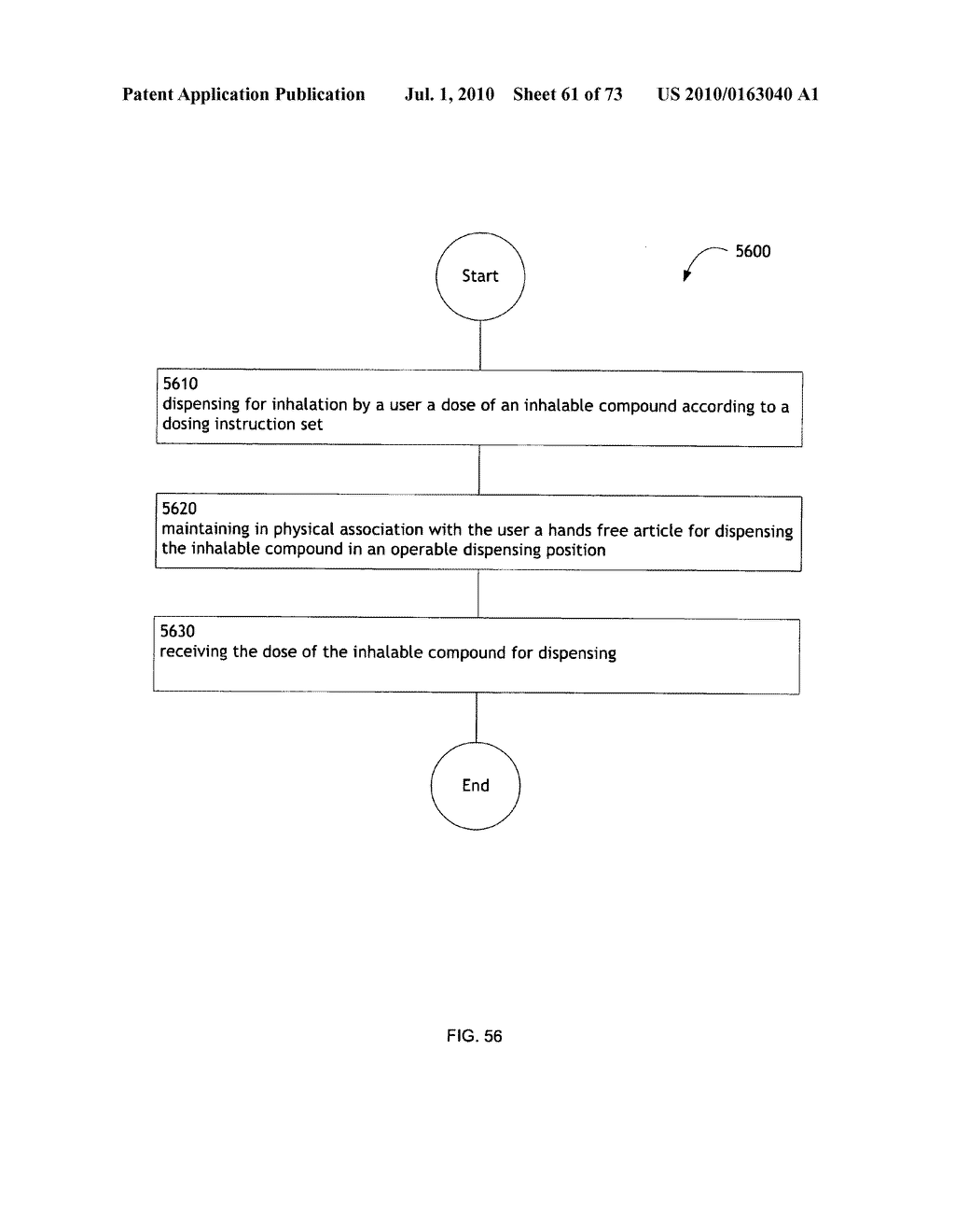 Method for administering an inhalable compound - diagram, schematic, and image 62