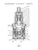 Constant temperature and balanced pressure valve core with single handle diagram and image