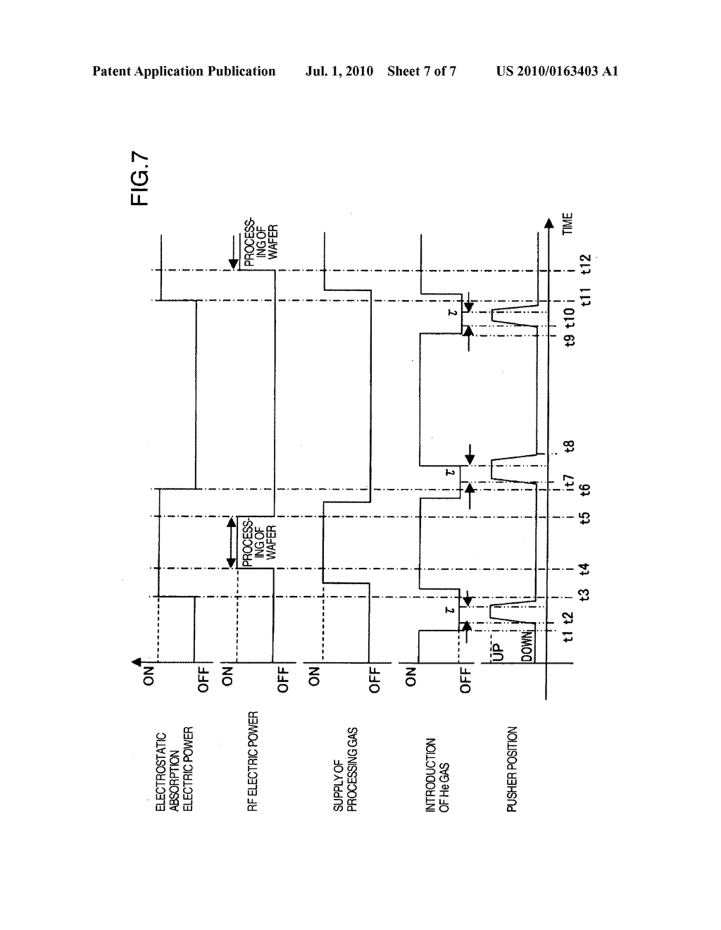 Plasma processing apparatus and operation method thereof - diagram, schematic, and image 08