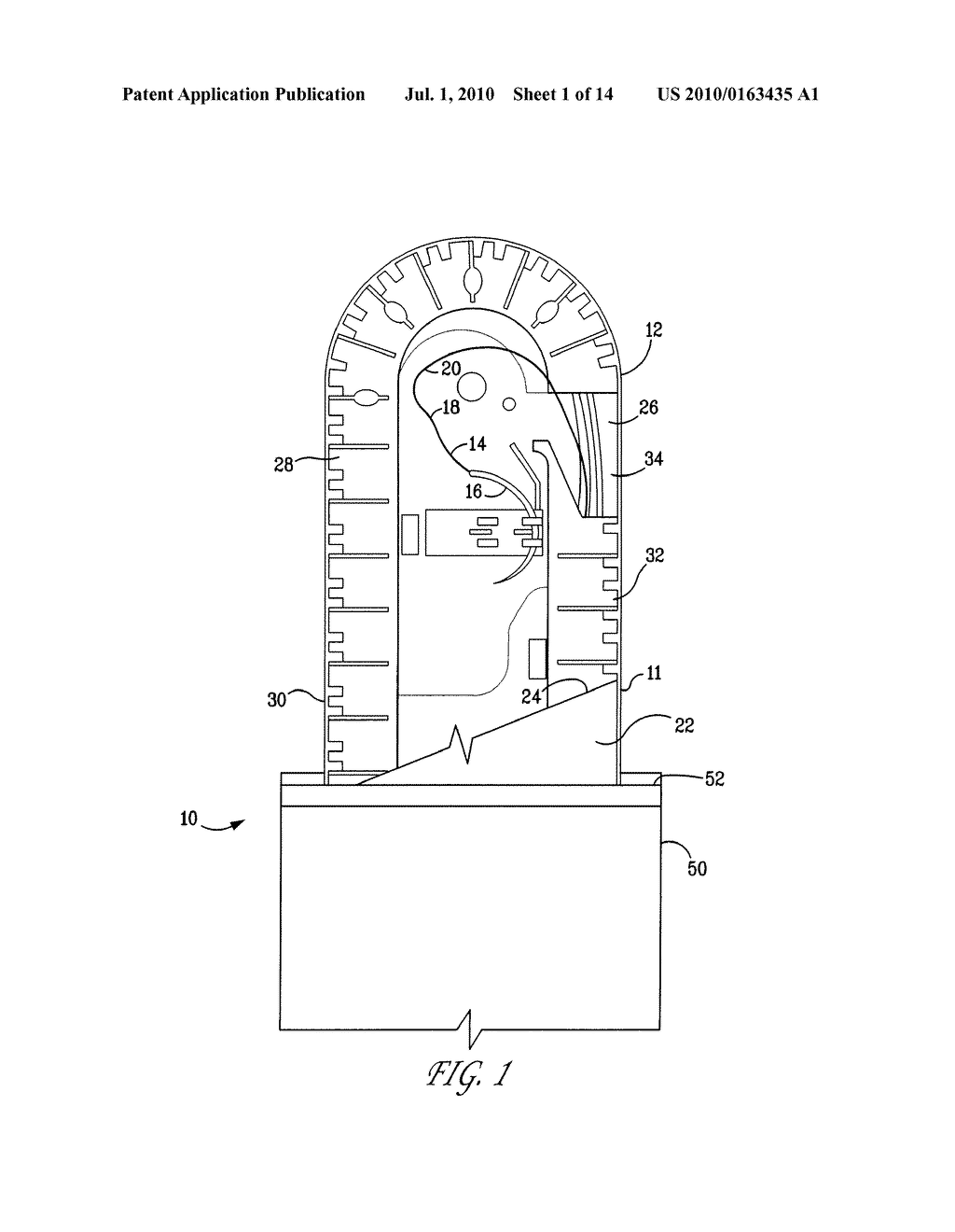 PACKAGED ANTIMICROBIAL MEDICAL DEVICE HAVING IMPROVED SHELF LIFE AND METHOD OF PREPARING SAME - diagram, schematic, and image 02