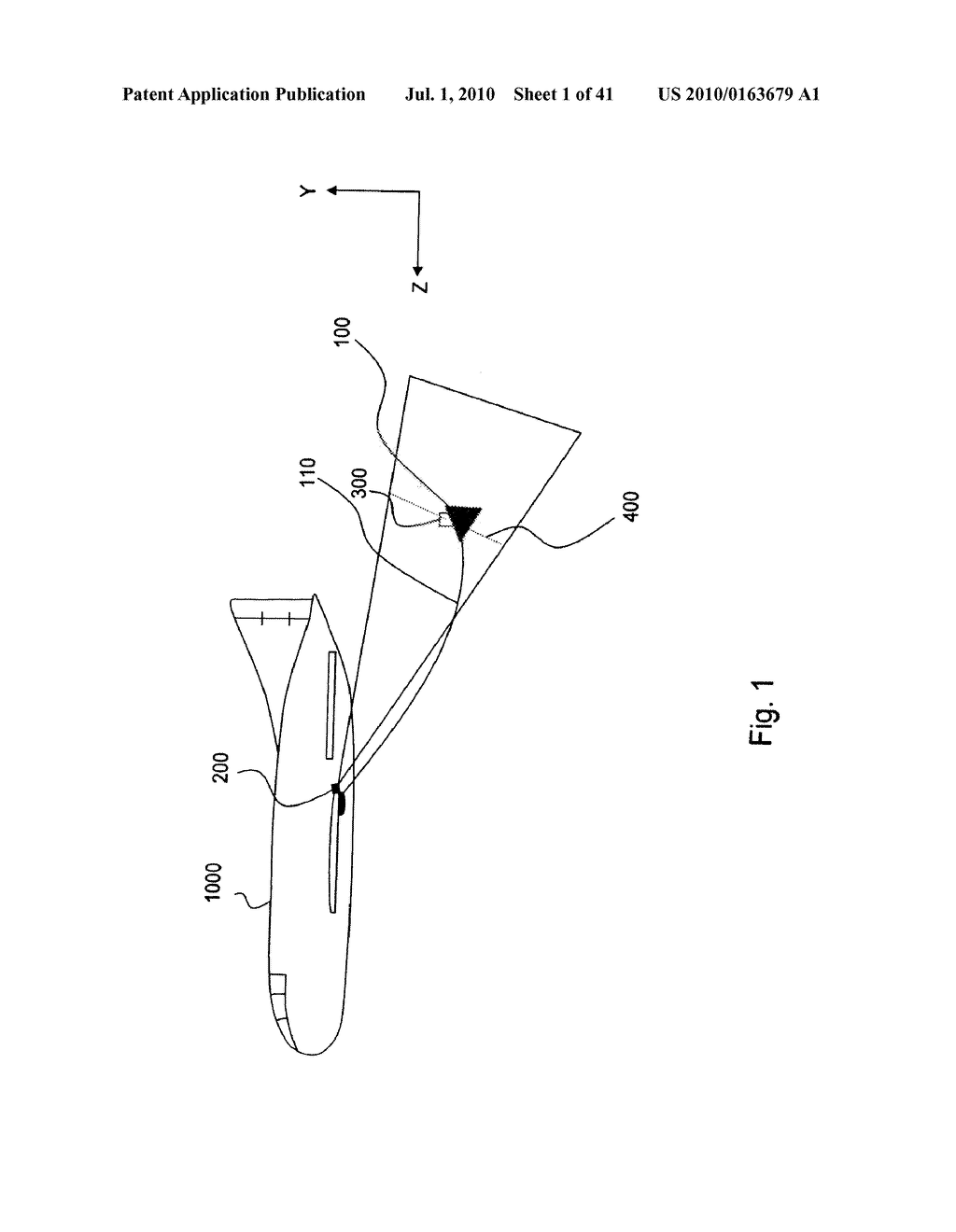 OPTICAL TRACKING SYSTEM FOR AIRBORNE OBJECTS - diagram, schematic, and image 02
