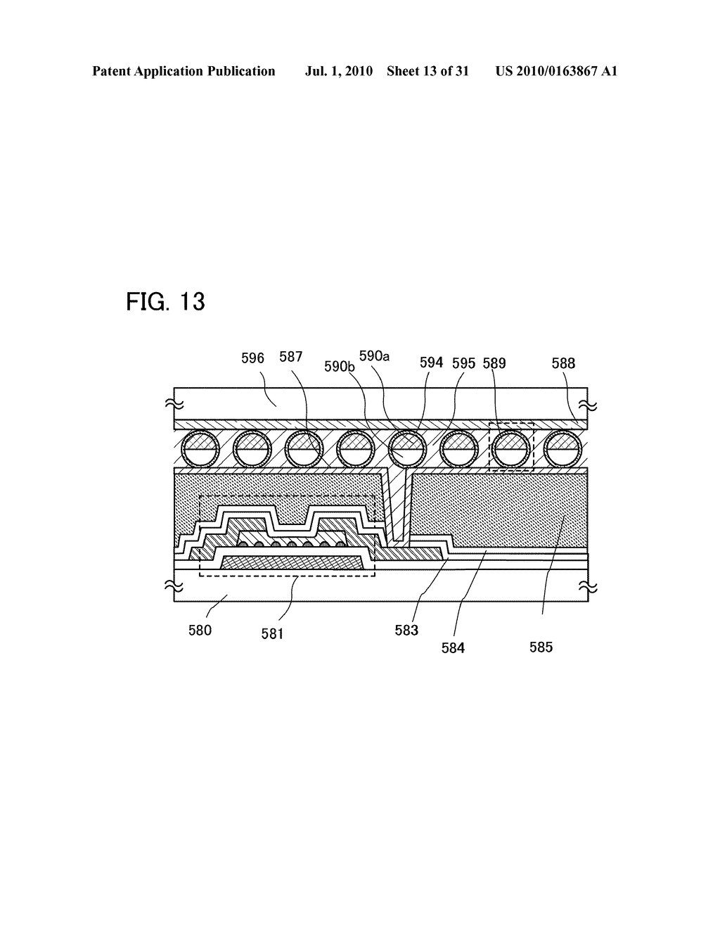 SEMICONDUCTOR DEVICE, METHOD FOR MANUFACTURING THE SAME, AND ELECTRONIC DEVICE HAVING THE SAME - diagram, schematic, and image 14