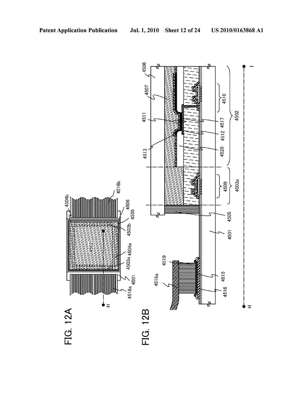 SEMICONDUCTOR DEVICE AND MANUFACTURING METHOD THEREOF - diagram, schematic, and image 13
