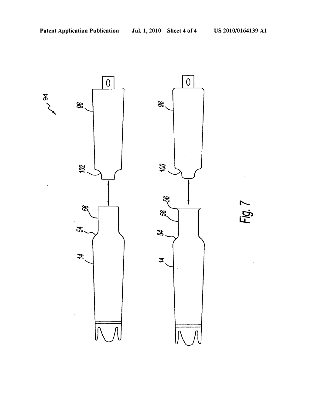 Barrel for a tampon application assembly and methods of forming - diagram, schematic, and image 05