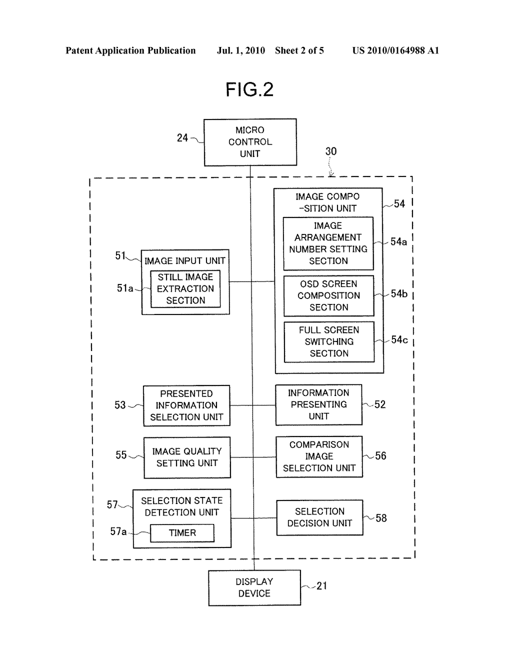 Image Display Device and Image Display Method - diagram, schematic, and image 03