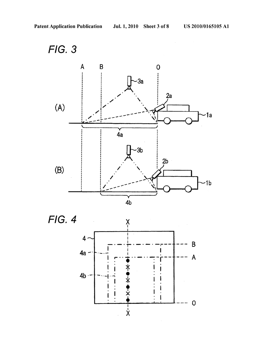 VEHICLE-INSTALLED IMAGE PROCESSING APPARATUS AND EYE POINT CONVERSION INFORMATION GENERATION METHOD - diagram, schematic, and image 04