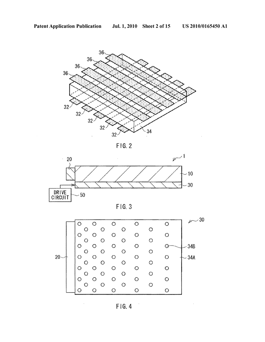ILLUMINATION DEVICE, DISPLAY DEVICE, AND METHOD OF MANUFACTURING LIGHT MODULATOR - diagram, schematic, and image 03