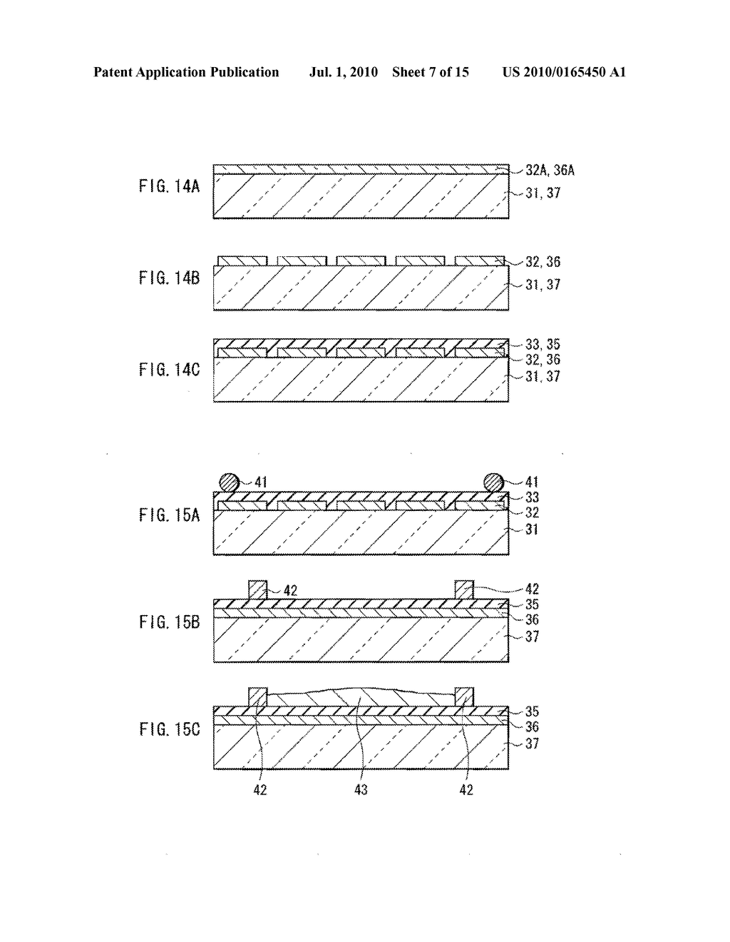 ILLUMINATION DEVICE, DISPLAY DEVICE, AND METHOD OF MANUFACTURING LIGHT MODULATOR - diagram, schematic, and image 08