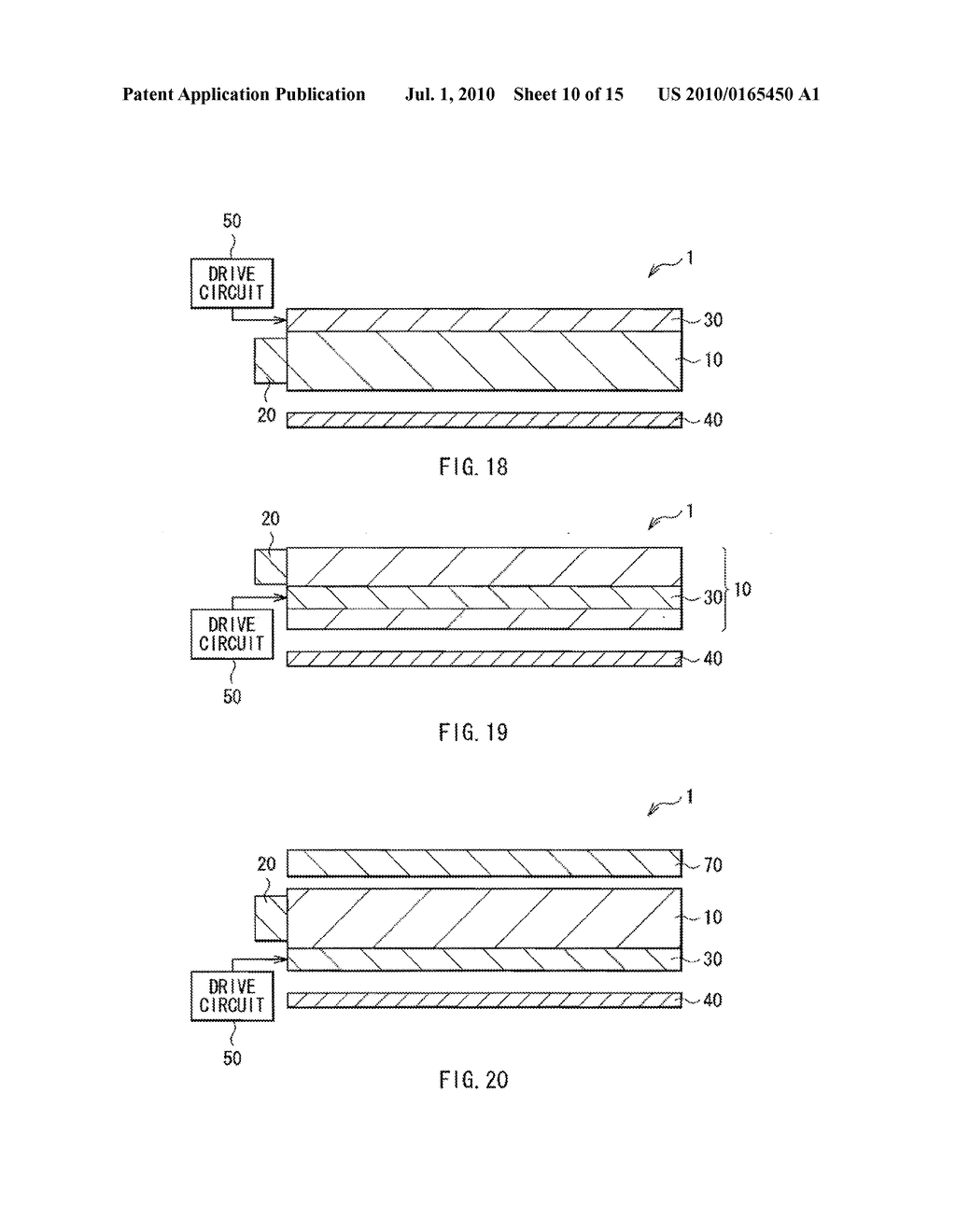 ILLUMINATION DEVICE, DISPLAY DEVICE, AND METHOD OF MANUFACTURING LIGHT MODULATOR - diagram, schematic, and image 11
