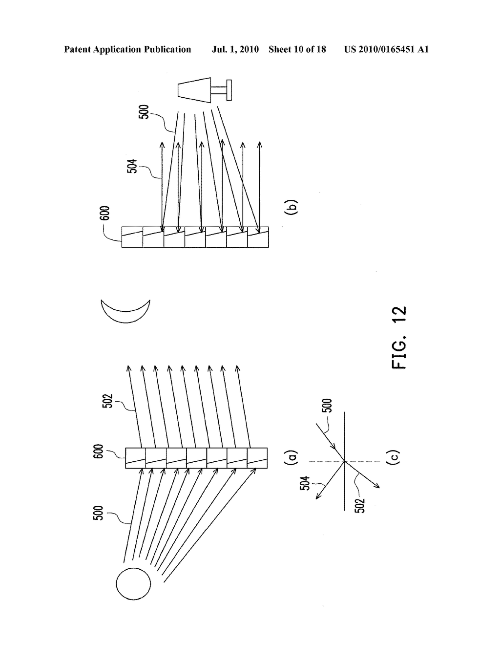 OPTICAL DEFLECTOR AND OPTICAL DEFLECTING BOARD - diagram, schematic, and image 11