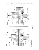 PHASE CHANGE DEVICE HAVING TWO OR MORE SUBSTANTIAL AMORPHOUS REGIONS IN HIGH RESISTANCE STATE diagram and image