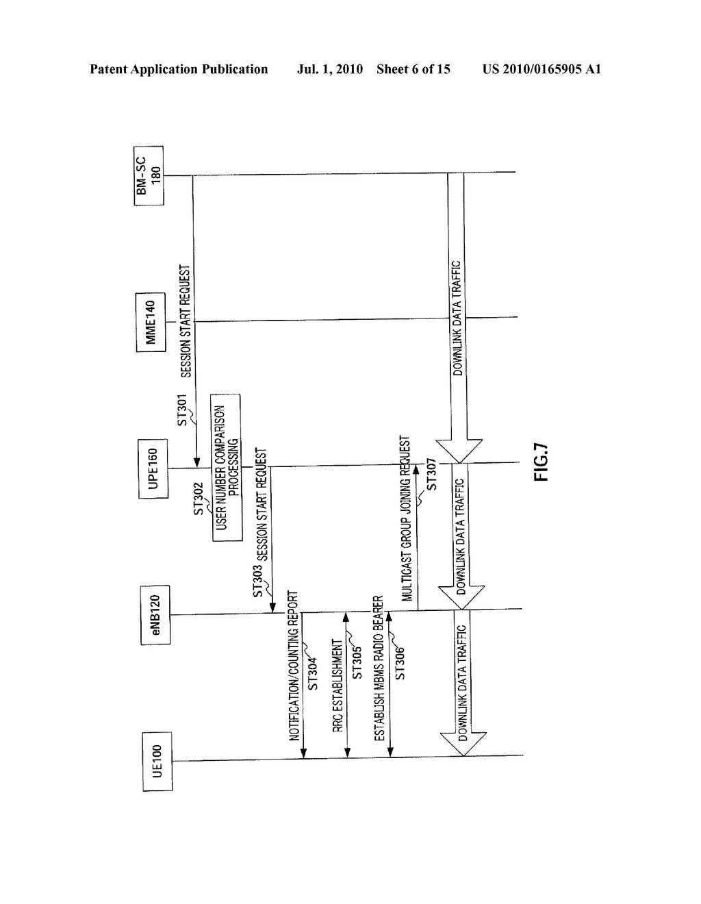 CORE NETWORK DEVICE, RADIO COMMUNICATION BASE STATION DEVICE, AND RADIO COMMUNICATION METHOD - diagram, schematic, and image 07
