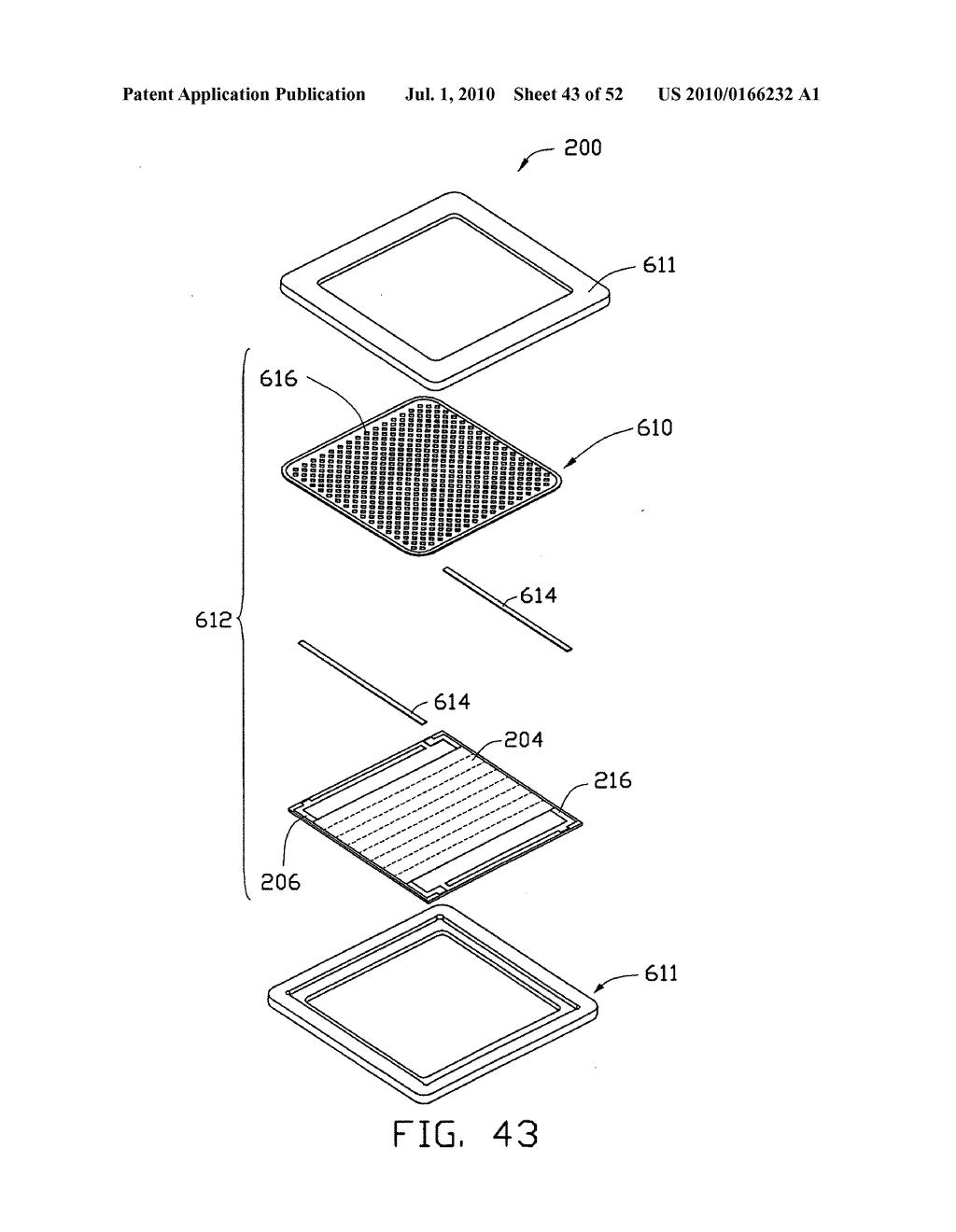 Thermoacoustic module, thermoacoustic device, and method for making the same - diagram, schematic, and image 44