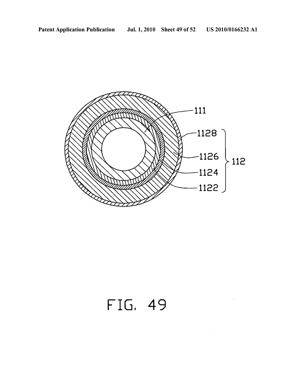 Thermoacoustic module, thermoacoustic device, and method for making the same - diagram, schematic, and image 50