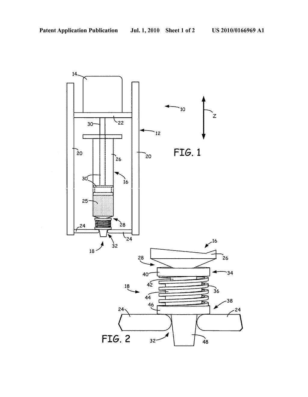 SYRINGE TIP ASSEMBLY AND LAYERED DEPOSITION SYSTEMS UTILIZING THE SAME - diagram, schematic, and image 02