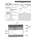 REFLECTIVE-TYPE MASK BLANK FOR EUV LITHOGRAPHY diagram and image