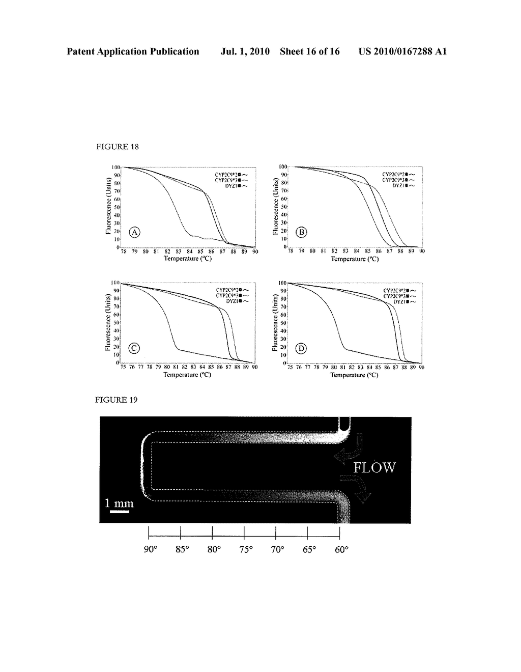 Methods and Compositions Related to Continuous Flow Thermal Gradient PCR - diagram, schematic, and image 17