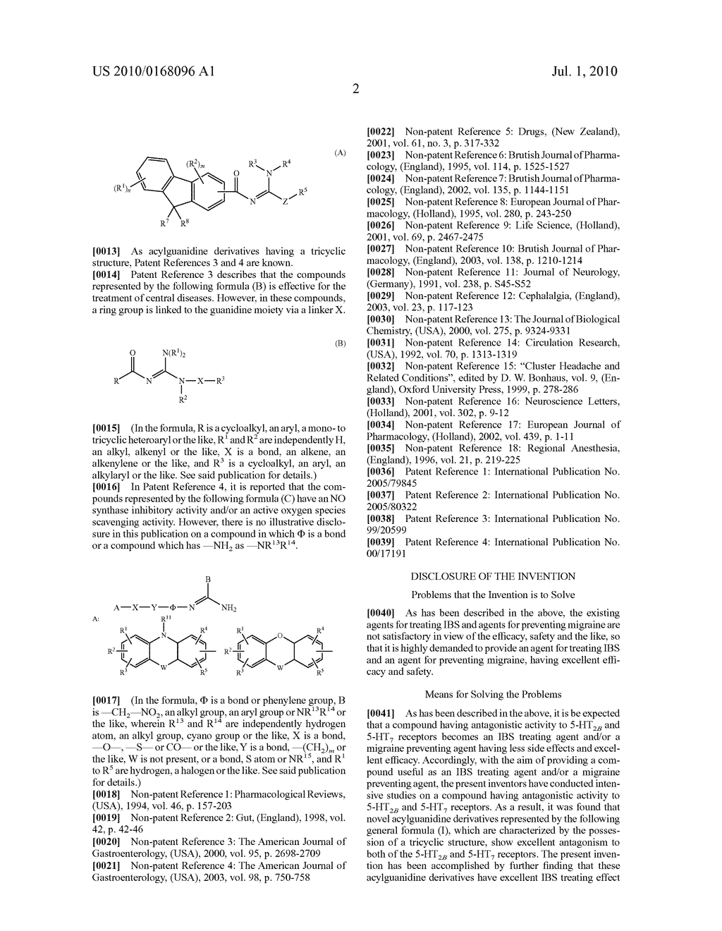 ACYLGUANIDINE DERIVATIVE OR SALT THEREOF - diagram, schematic, and image 07